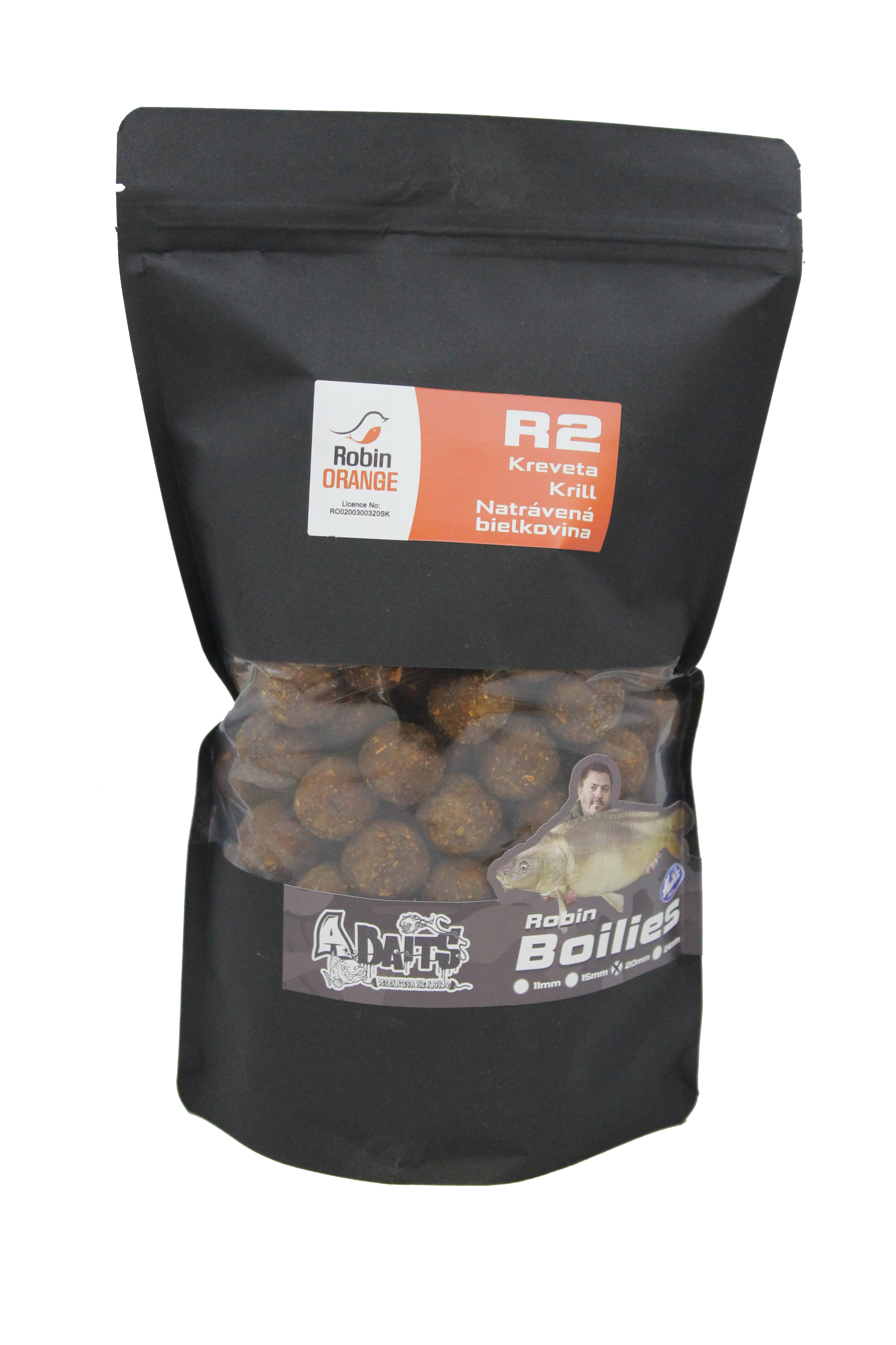 Boilies R2 - 24mm