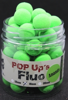 Fluo Pop Up Ananás 15mm 150ml