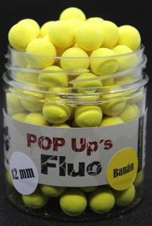 Fluo Pop Up Banán 11mm 150ml