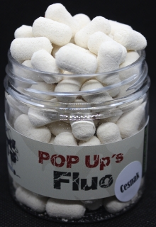 Fluo Pop Up Cesnak 10x15mm Dumbels