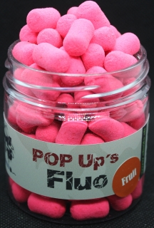 Fluo Pop Up Ovocie 10x15mm Dumbels