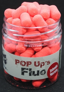 Fluo Pop Up Jahoda Moruša 10x15mm Dumbels