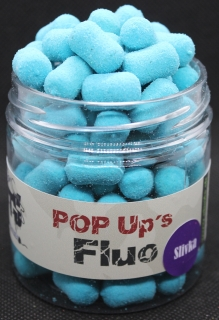 Fluo Pop Up Slivka 10x15mm Dumbels