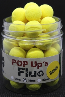 Fluo Pop Up Banán 15mm 150ml