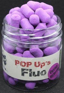 Fluo Pop Up Čierna Ríbezľa 10x15mm Dumbels