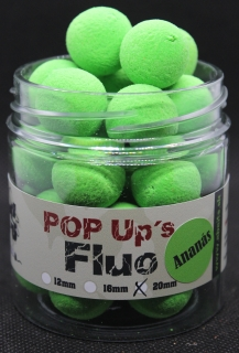 Fluo Pop Up Ananás 20mm 150ml