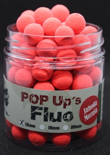 Fluo Pop Up Jahoda Moruša 11mm 150ml