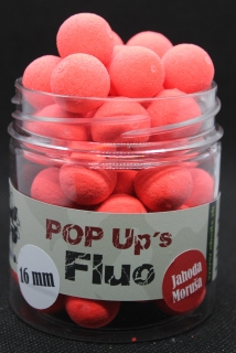 Fluo Pop Up Jahoda Moruša 15mm 150ml